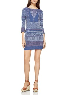 BCBGMAXAZRIA Beth Knit Dress