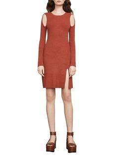 BCBGMAXAZRIA Braiden Knit Sweater Dress