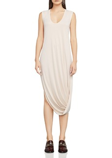 Bcbgmaxazria Bre Asymmetric-Hem Dress