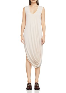 BCBGMAXAZRIA Bre Asymmetric-Hem Dress