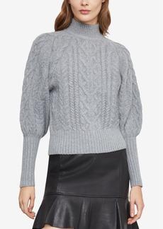 BCBG Max Azria Bcbgmaxazria Bubble-Sleeve Sweater
