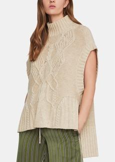 BCBG Max Azria Bcbgmaxazria Cable-Knit Sweater Tunic