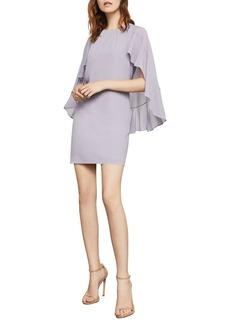 BCBG Max Azria BCBGMAXAZRIA Cape-Sleeve Sheath Dress