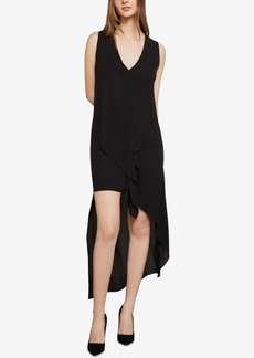 BCBG Max Azria Bcbgmaxazria Cascade-Ruffle Shift Dress