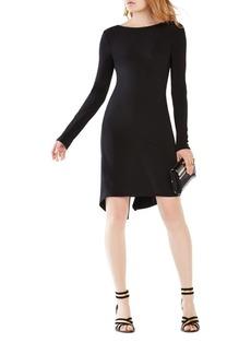 BCBGMAXAZRIA Celia Open-Back Jersey Dress