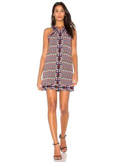BCBGMAXAZRIA City Halter Dress