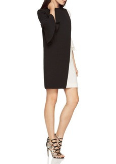 BCBGMAXAZRIA Color-Block Dress