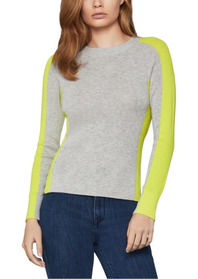 BCBG Max Azria Bcbgmaxazria Colorblocked Sweater