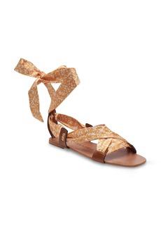 BCBG Max Azria BCBGMAXAZRIA Connie Lace-Up Sandal (Women)