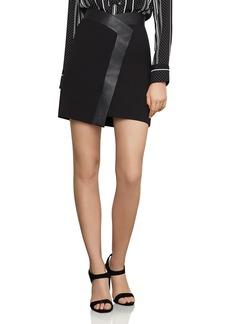 BCBG Max Azria BCBGMAXAZRIA Crossover Skirt