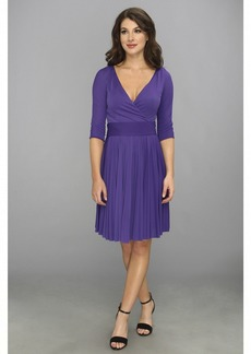 BCBGMAXAZRIA Cruz The Mid Sleeve Dress