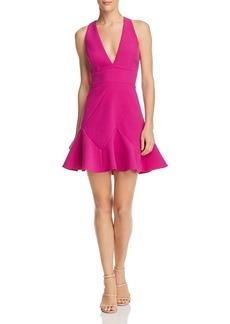 BCBG Max Azria BCBGMAXAZRIA Cutout Mini Dress