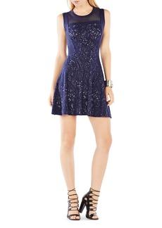 BCBGMAXAZRIA Dayln A-line Dress