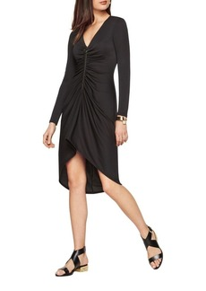 BCBG Max Azria Debby Zip-Front Jersey Dress