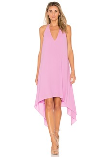 BCBG Max Azria Drape Back Dress
