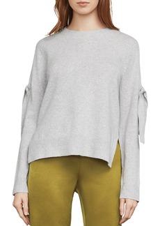 BCBG Max Azria BCBGMAXAZRIA Emery Tie-Sleeve Sweater