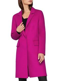 BCBG Max Azria BCBGMAXAZRIA Emma Wool Coat