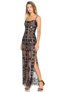 BCBG Max Azria BCBGMAXAZRIA Evelina Maxi Dress