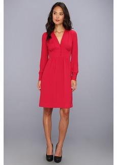 BCBGMAXAZRIA Fabiana Long Sleeve Dress