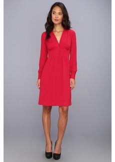 BCBGMAXAZRIA Fabiana Long Sleeve Dress