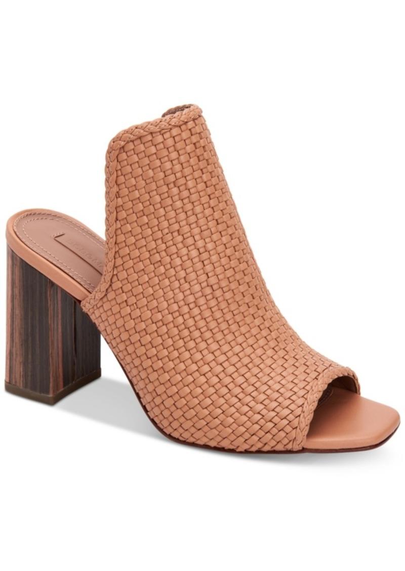 BCBG Max Azria Bcbgmaxazria Fabianna Peep Toe Mules Women's Shoes