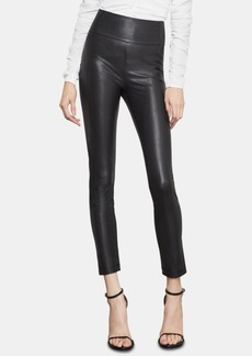 BCBG Max Azria Bcbgmaxazria Faux-Leather Leggings