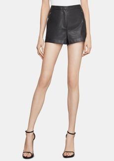 BCBG Max Azria Bcbgmaxazria Faux-Leather Shorts