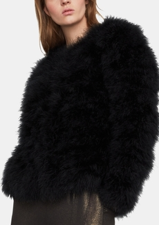 BCBG Max Azria Bcbgmaxazria Feather Jacket