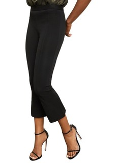BCBG Max Azria BCBGMAXAZRIA Flared Cropped Leggings