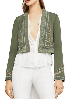 eb4b7a60cbdbe On Sale today! BCBG Max Azria BCBGMAXAZRIA Duke Floral-Embroidered ...