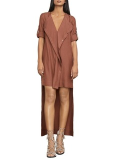 BCBGMAXAZRIA Gabriella Hi-Lo Dress
