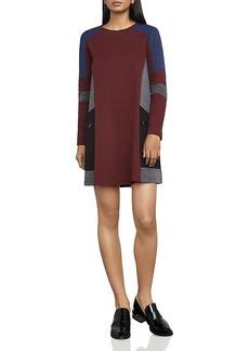 Bcbgmaxazria Gigi Color-Block Dress