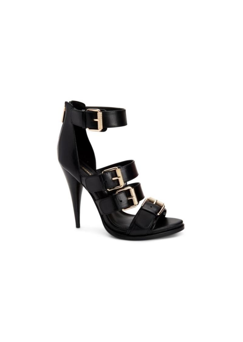 BCBG Max Azria Bcbgmaxazria Gloria Buckle Detail Sandals Women's Shoes