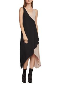 BCBG Max Azria BCBGMAXAZRIA Handkerchief Hem Dress