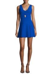BCBG Max Azria BCBGMAXAZRIA Harlie Fit-&-Flare Dress