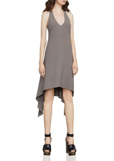 BCBGMAXAZRIA Haylee Halter Dress