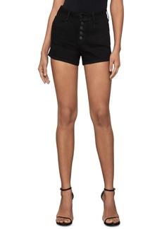 BCBG Max Azria Bcbgmaxazria High-Rise Denim Shorts