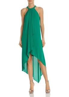 BCBG Max Azria BCBGMAXAZRIA High/Low Draped Gown - 100% Exclusive