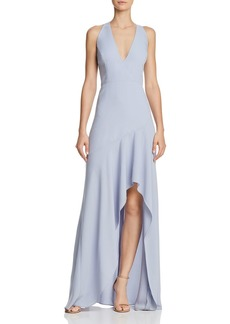 BCBG Max Azria BCBGMAXAZRIA High/Low Gown - 100% Exclusive