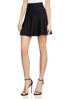 BCBG Max Azria BCBGMAXAZRIA Ingrid A-Line Mini Skirt