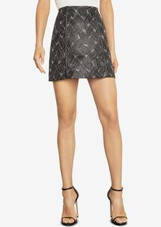 BCBG Max Azria Bcbgmaxazria Jacquard Mini Skirt