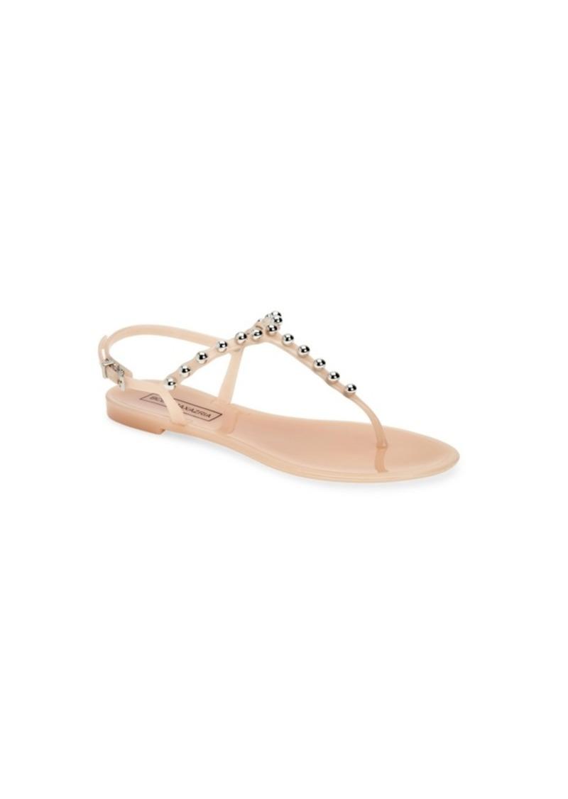 BCBG Max Azria Bcbgmaxazria Jellia Jelly Flat Sandals Women's Shoes