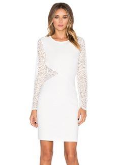 BCBGMAXAZRIA Jorden Lace Dress