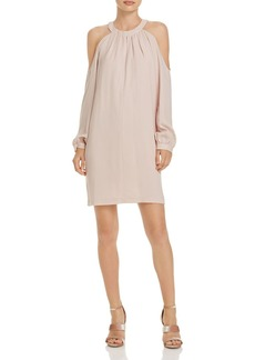 BCBGMAXAZRIA Josephine Cold-Shoulder Dress