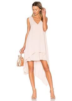BCBGMAXAZRIA Kaira Dress in Blush. - size M (also in S)