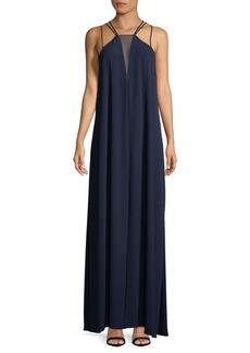 BCBGMAXAZRIA Karina Floor-Length Gown