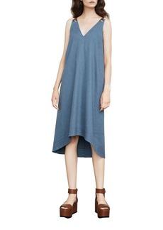 BCBGMAXAZRIA Kirsten Woven Sleeveless Dress