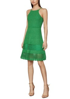 BCBG Max Azria Bcbgmaxazria Knit Fit & Flare Dress
