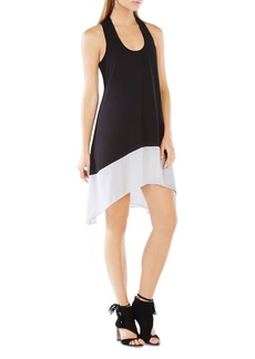 BCBGMAXAZRIA Kylie Color Block Dress