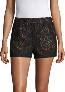 BCBG Max Azria BCBGMAXAZRIA Lace Shorts